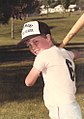 1983 Pirate girl baseball player from East Wenatchee Washington, Little League Baseball.jpg