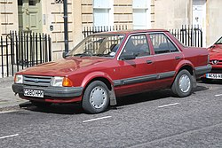 1985 Ford Orion 1.6 Ghia (9703742418).jpg