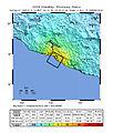 1985 Mexico Earthquake 21091985 0137 UTC loc.jpg