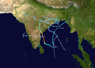1990 North Indian Ocean cyclone season cyclone season in the North Indian ocean