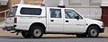 1991-1995 Holden Rodeo (TF) DLX Crew Cab 4-door utility (2007-04-21).jpg
