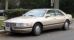 cadillac seville wikipedia la enciclopedia libre rh es wikipedia org Custom 94 Cadillac Seville STS 1994 Cadillac STS Top Speed