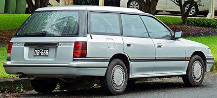 Subaru legacy first generation wikiwand facelift subaru liberty lx wagon australia fandeluxe Images