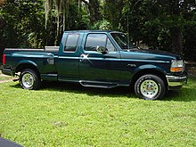 1994 F 150 Flareside With An Extended Cab