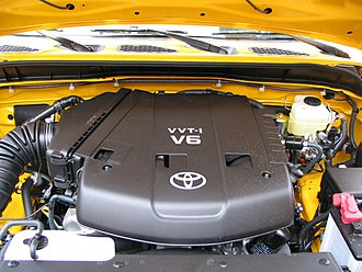 Toyota GR engine - 1GR-FE 4.0 L V6 from a 2007 Toyota FJ Cruiser
