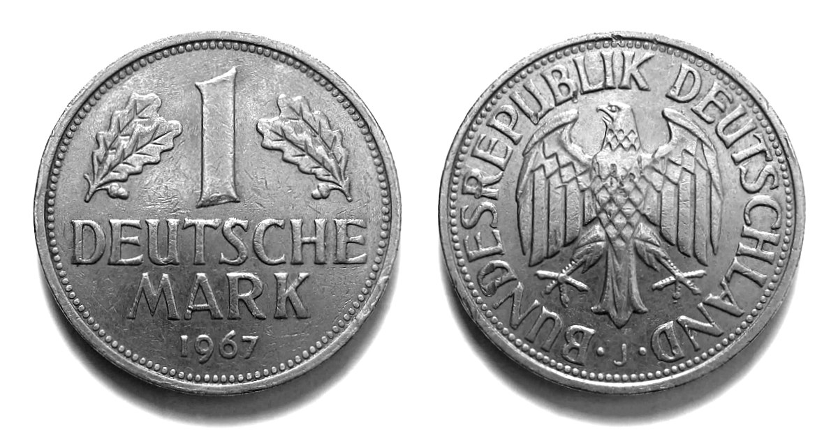 Deutsche Mark Wikipedia