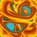 2-dimensional repetitive Lyapunov-fractal pattern.png