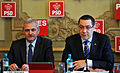 2. Victor Ponta si Liviu Dragnea la sedinta BPN a PSD - 31.03.2014 (13755938104).jpg