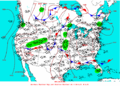 2003-06-23 Surface Weather Map NOAA.png