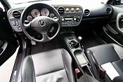 The Interior Of A Canadian 2004 Rsx Type S