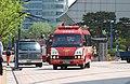 2005년 5월 9일 서울특별시 강남구 코엑스 재난대비 긴급구조 종합훈련 리허설 DSC 0071.JPG