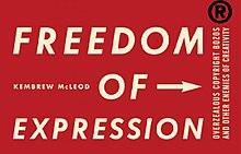 2005 Freedom of Expression by Kembrew McLeod.jpg