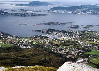 Sula, Møre og Romsdal Municipality in Møre og Romsdal, Norway