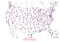 2007-09-11 Max-min Temperature Map NOAA.png