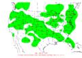 2009-06-14 24-hr Precipitation Map NOAA.png