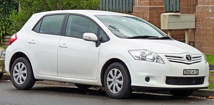 Toyota Auris 2014, бензин - отзыв владельца