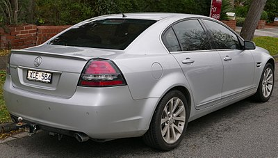 Holden Commodore (VE) - Wikiwand