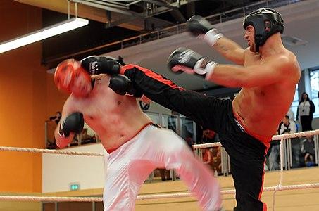 German Open Kickboxing 2010 in Eberswalde