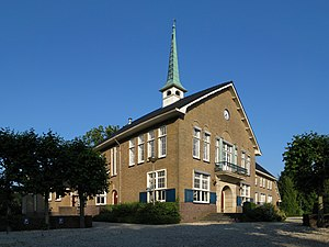 Eelde - Former townhall in 2010