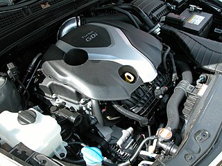 2011 Hyundai Sonata Limited 20T Turbo GDI Engine
