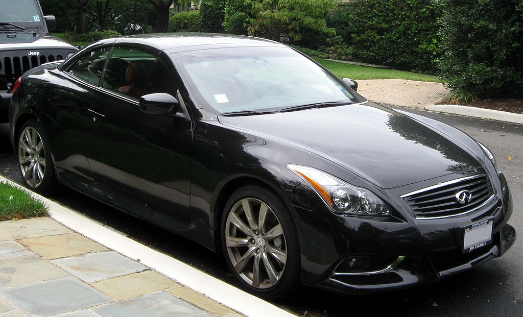 06 15 infiniti g37 g35 g25 q40 q60 coupe convertible front. Black Bedroom Furniture Sets. Home Design Ideas