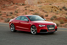 audi rs5 wikipedia wolna encyklopedia. Black Bedroom Furniture Sets. Home Design Ideas