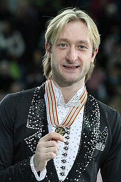 2012 European FSC Evgeni Plushenko