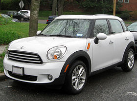 Mini Countryman Wikipedia