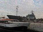 2013-08-29 Севастополь. Вспомогательное судно A512 Mosel ВМС Германии (14).JPG