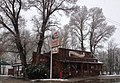 2014-05-06 09 39 22 Snow at the Hotel Lamoille in Lamoille, Nevada.JPG