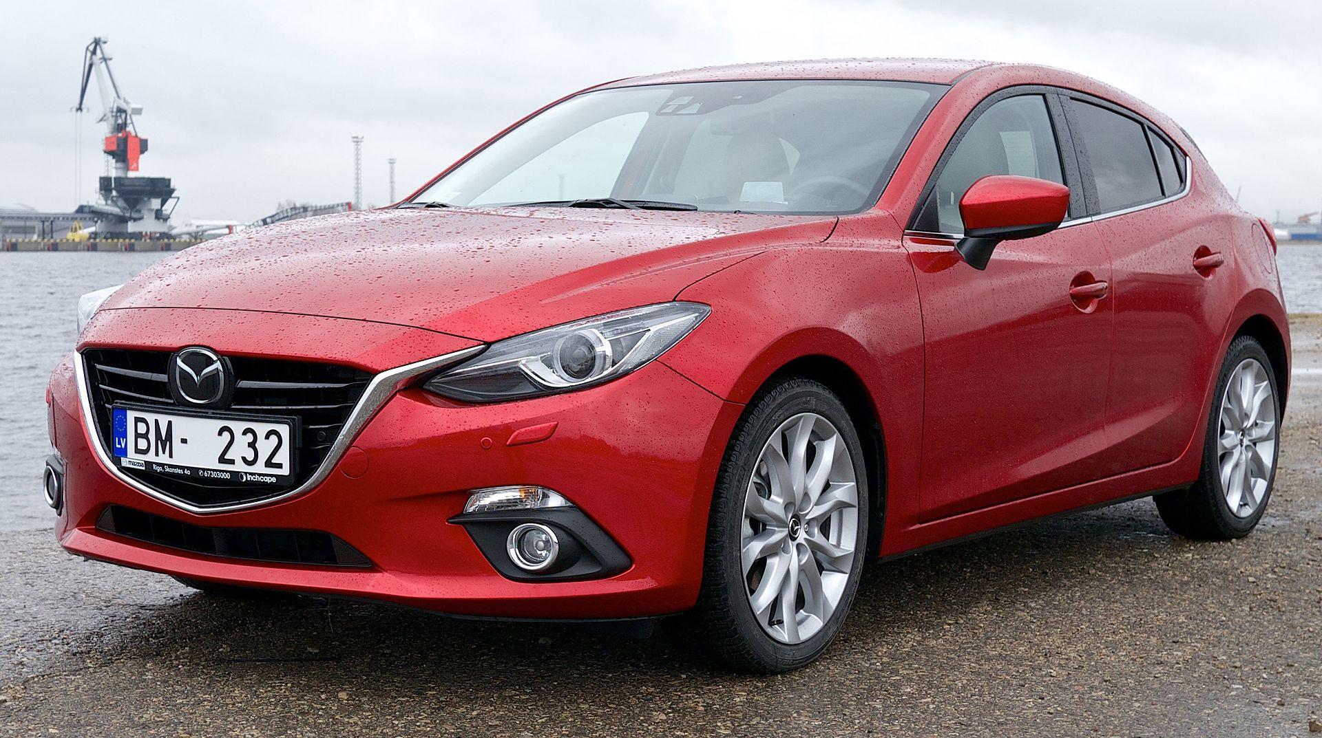 Mazda3 - Wikipedia