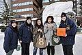 2014 Navy Misawa Snow Team makes progress on snow sculpture 140202-N-ZI955-191.jpg