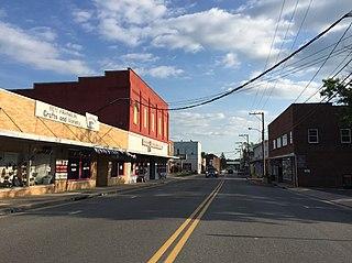 Broadway, Virginia Town in Virginia, United States