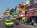 2016 Bangkok, Dystrykt Phra Nakhon, Ulica Khaosan (07).jpg
