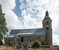 2017 Kościół św. Jana Chrzciciela w Jodłowie 3.jpg
