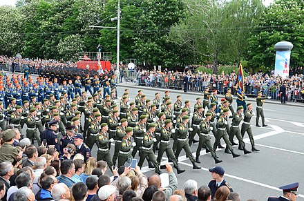 DPR military parade in Donetsk, 9 May 2018 2018-05-09. День Победы в Донецке f164.jpg