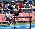 2018-10-16 Stage 2 (Girls' 400 metre hurdles) at 2018 Summer Youth Olympics by Sandro Halank–001.jpg