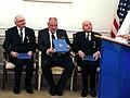2018-11-28, Swedish Air Force pilots receive USAF Air Medal (46065115522).jpg
