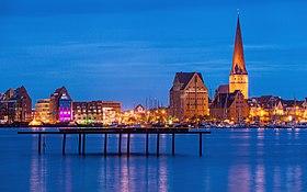 Hure Rostock, Hansestadt