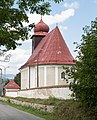 2018 Kościół św. Floriana w Szklarni 3.jpg