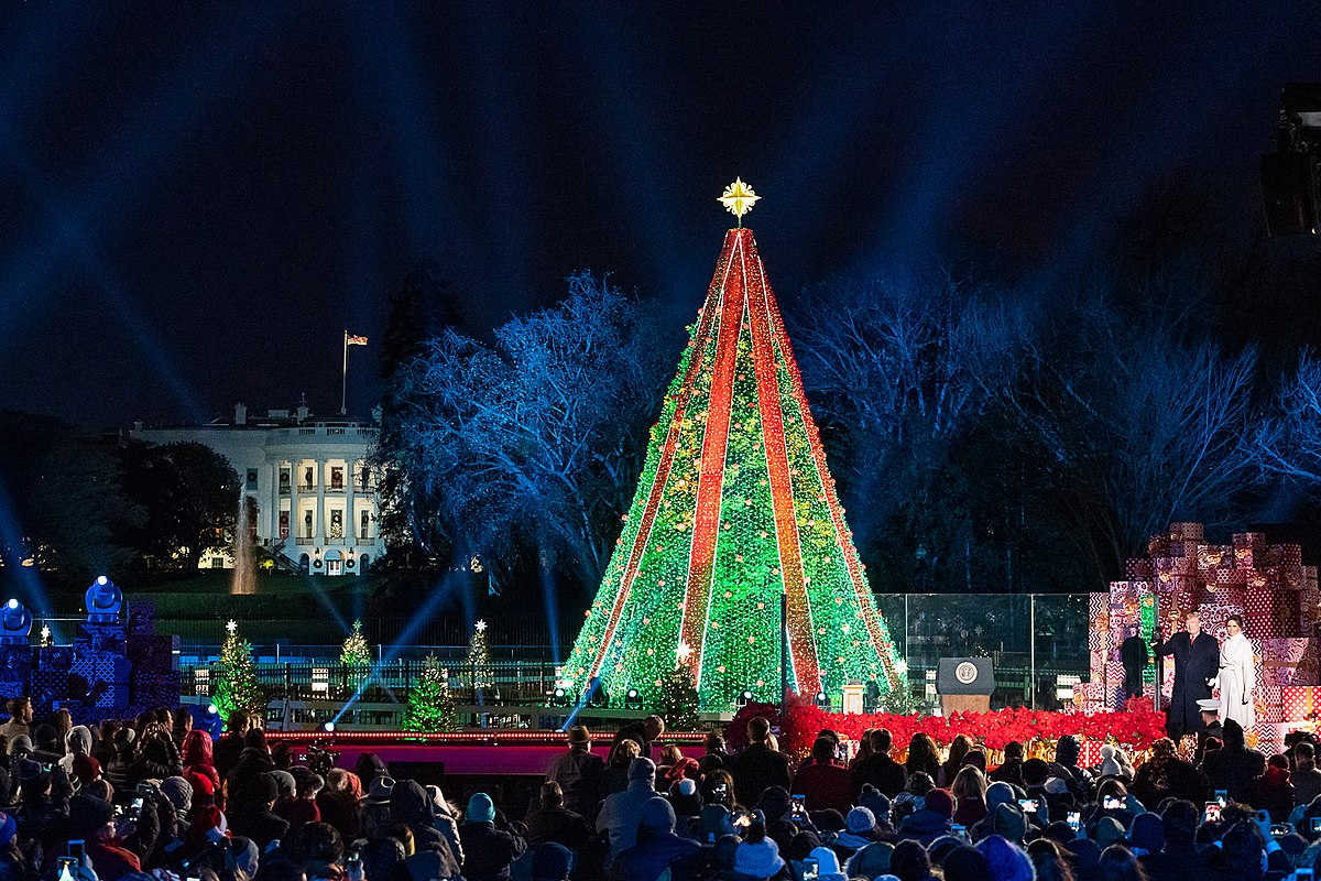 National Christmas Tree (United States) - Wikipedia