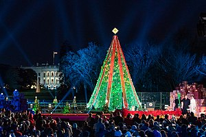 a8b335b5 National Christmas Tree (United States) - Wikipedia
