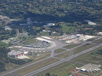José María Córdova International Airport - José María Córdova International Airport in 2018