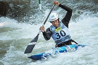 Takuya Haneda Japanese canoeist