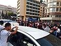 2019 Lebenese protests Beirut 7 November 2019.jpg
