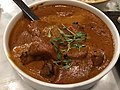 2020-02-22 20 57 16 Butter chicken in tomato sauce with fenugreek at Karma Modern Indian in Washington, D.C.jpg