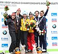 2020-03-01 Medal Ceremony Skeleton Mixed Team competition (Bobsleigh & Skeleton World Championships Altenberg 2020) by Sandro Halank–039.jpg