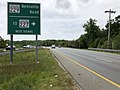 2020-05-21 11 25 09 View east along Maryland State Route 228 (Berry Road) just west of Maryland State Route 229 (Bensville Road) on the edge of Bensville and Waldorf in Charles County, Maryland.jpg