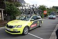 2020 Fleche Wallonne - car Bingoal-Wallonie Bruxelles.jpg