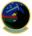 21 Tactical Air Support Sq emblem (1990) (later 21 Test & Evaluation Sq).png